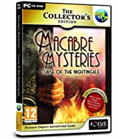 Macabre Mysteries: Curse of the Nightingale - Collector's Edition (PC DVD) (輸入版)