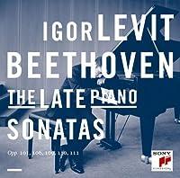 Beethoven:Late Piano Sonatas by Igor Levit [Blu-Spec Cd2]