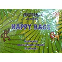 Mucky Pups Nappy Bags 5 x 200s by Mucky Pups