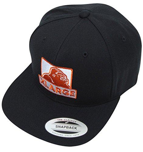 X-LARGE MONKEY BUSINESS SNAPBACK CAP