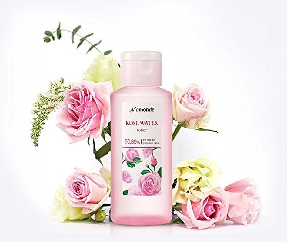 世界の窓置くためにパック塩辛い韓国 コスメ Mamonde - マモンド ローズウォーター トナー 150ml Mamonde Rose Water Tone 150ml