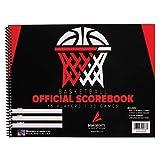 Score Right Basketball Scorebook