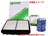 アクティ HA3/HA4/HA5/HH3/HH4用 オイルエレメント/エアフィルターSET