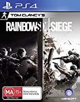 Tom Clancy's Rainbow Six Siege PS4 Playstation 4 (輸入版)