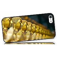 iPhone 7 Plus 仏教仏像仏陀 アートケース 保護フィルム付 【ノーブランド品】