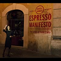Espresso Manifesto-the Songs of Paolo Conte