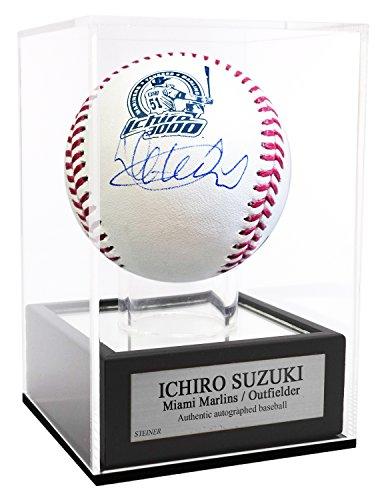 Steiner Sports(スタイナー スポーツ) イチロー 直筆サイン入り 3000本安打記念ボール