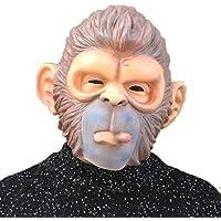 Halloween GTA5 Smoking Orangutan Latex Mask Cosplay Props Animal Mask