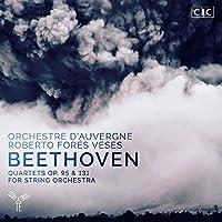 Beethoven: Quartets Op 95 & 13