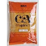 甘利香辛食品 花ベルカレーパウダー 1kg