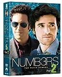 NUMB3RS 天才数学者の事件ファイル シーズン5 コンプリートDVD-BOX Part 2