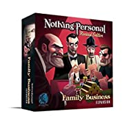 Game Salute Nothing Personal: Family Business Expansion [並行輸入品]