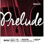 D'Addario ダダリオ ウッドベース(コントラバス)弦 J610 3/4M Prelude Bass Strings / SET 【国内正規品】