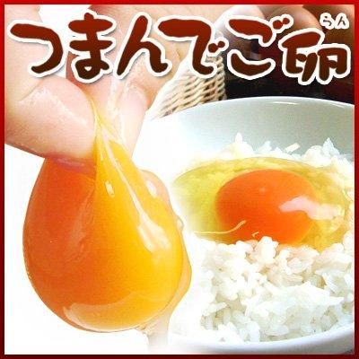 平飼いの卵「つまんでご卵」40個入り
