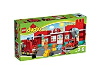 LEGO 10593 Duplo Town Fire Station [並行輸入品]