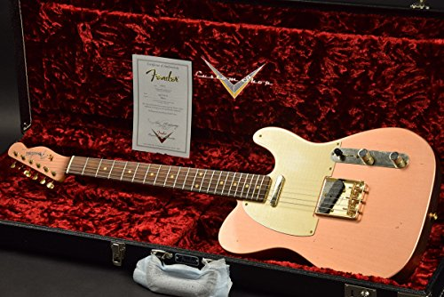 Fender Custom Shop / Custom Build 1959 Telecaster Journeyman Relic Copper Metalic