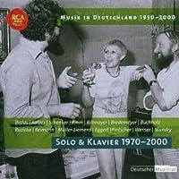 Musik in Deutschland 1950-2000 Vol. 30