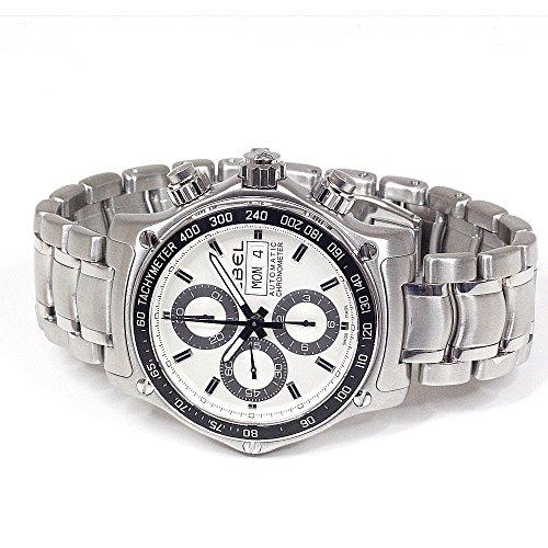 [エベル]EBEL メンズ腕時計 1911 ディスカバリー クロノ E9750L62 ホワイト文字盤【中古】 [並行輸入品]