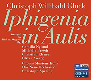 Gluck: Iphigenia in Aulis