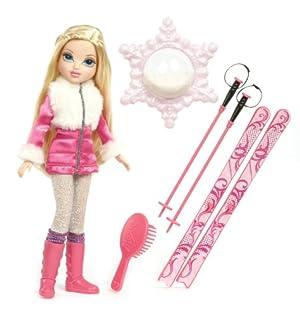 Moxie Girlz Moxie Girlz Magic Glitter Snow Doll Avery ドール 人形 フィギュア(並行輸入)