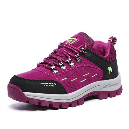 [해외]등산화 남여 등산화 하이킹 신발 미끄럼 방지 야외 운동화 5 색 선택 가능/Mountaineering shoes Unisex Trekking Shoes Hiking shoes Anti-slip outdoor sneakers 5 colors available