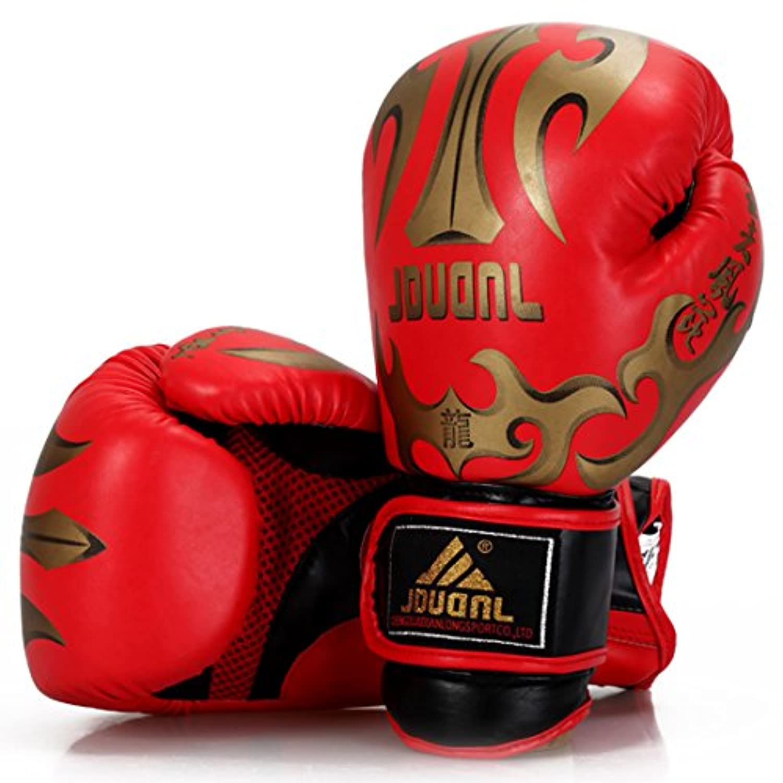 LangRay ボクシング グローブ スパーリング/空手/ムエタイ/パンチング/格闘技 用 レザー
