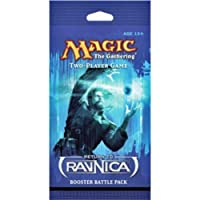 Magic the Gathering Return to Ravnica Booster BATTLE Pack [2x 22-Card Decks, 2x Booster Packs, Guide & Rules]