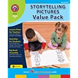 Rainbow Horizons Z102 Storytelling Pictures Value Pack - Grade K