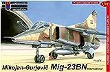 KPモデル 1/72 MiG-23BN インターナショナル プラモデル KPM0096
