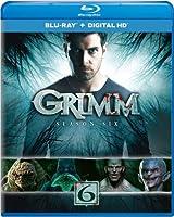 Grimm: Season Six [Blu-ray] [Import]
