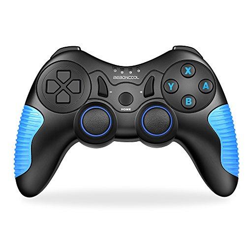 「ジャイロセンサー搭載」 BEBONCOOL Switch コントローラー 任天堂 スイッチ コントローラー Bluetooth 接続 コントローラー Switch Pro コントローラー (black)