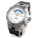 [ブルガリ]BVLGARI 腕時計 SD40SRE ディアゴノ スクーバ プロフェッショナル レガッタ クロノ メンズ 中古