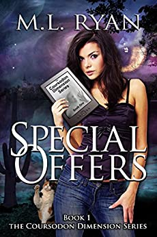 Special Offers (The Coursodon Dimension Book 1) by [Ryan, M.L.]