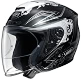 ショウエイ(SHOEI) バイクヘルメット ジェット J-FORCE 4 REFINADO (レフィナード) TC-5 (WHITE/BLACK) S (55cm) -
