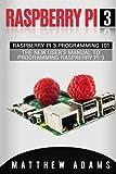 Raspberry Pi 3: Raspberry Pi 3 Programming 101: the New User's Manual to Programming Raspberry Pi 3