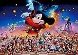 2000ピース ジグソーパズル ディズニー Mickey's Party (73x102cm)