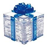 クリスタルパズル ギフトボックス・ブルー 50161
