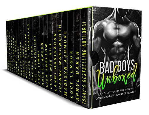 Bad Boys Unboxed: A Collection of Full-Length Contemporary Romance Novels (English Edition)の詳細を見る