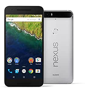 (SIMフリー) Google グーグル Nexus 6P H1512 (並行輸入品) (32GB, シルバー)