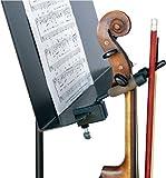 String Swing バイオリンハンガー 譜面台取り付けタイプ CC08