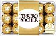 【FERRERO】イタリア フェレロロシエ_チョコ 30個入り 375g (2個セット)