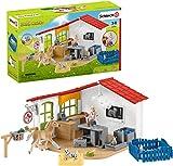 シュライヒ ファームワールド 動物病院とペット フィギュア 42502