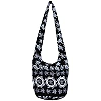 Turtle Bohemian Hippie Hobo Hipster Boho Crossbody Shoulder Bag Purse