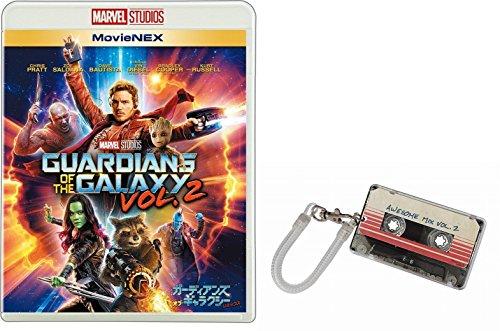 【Amazon.co.jp限定】ガーディアンズ・オブ・ギャラクシー:リミックス MovieNEX [ブルーレイ+DVD+デジタルコピー(クラウド対応)+MovieNEXワールド] 薄型ICカードケース付 [Blu-ray]