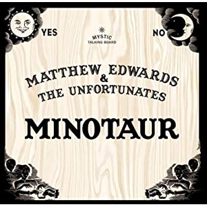 Minotaur B/W Bad Blood [7 inch Analog]