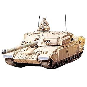 タミヤ 1/35 ミリタリーミニチュアシリーズ No.154 イギリス陸軍 主力戦車 デザートチャレンジャー プラモデル 35154