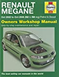 Haynes Renault Megane Owners Workshop Manual (Haynes Owners Workshop Manuals) 画像