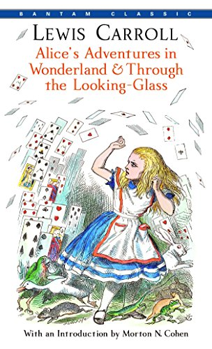 Alice's Adventures in Wonderland & Through the Looking-Glass (Bantam Classics)の詳細を見る