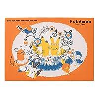 ポケモンセンターオリジナル ミニキャンバスアート Pokémon little tales[dance party]