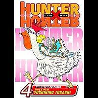Hunter x Hunter, Vol. 4: End Game (English Edition)